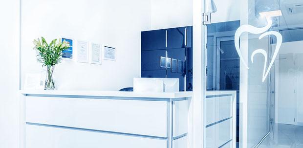 Interior of Nenagh Dental Clinic